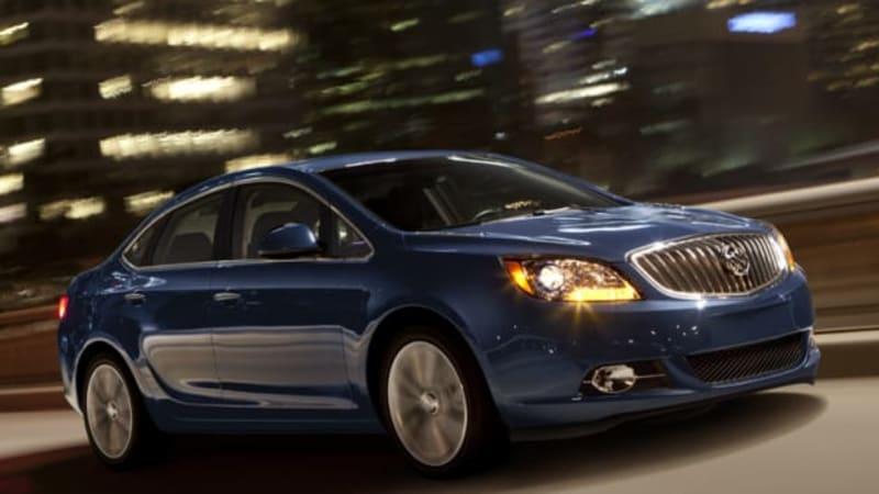2015 Buick Verano Gets Styling Tweak Loses 6 Speed Manual