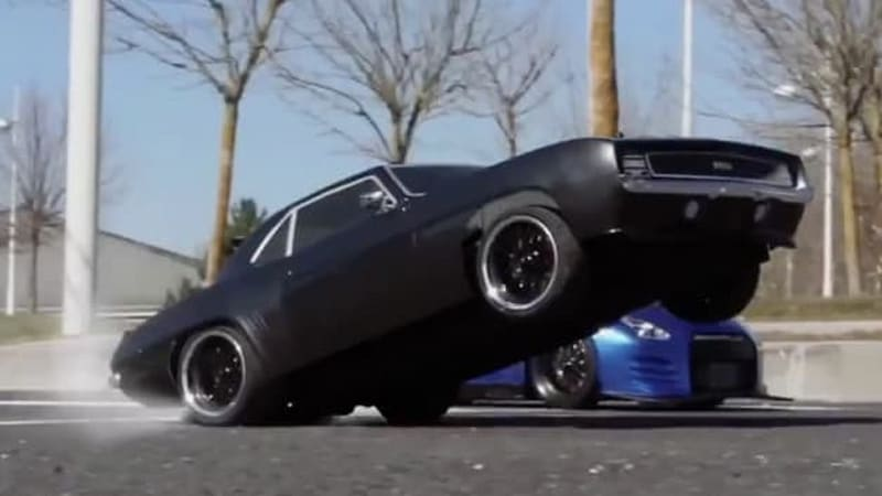 R/C fans' film tribute to Fast and Furious franchise