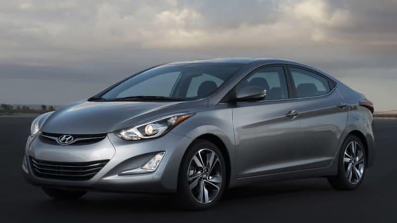 2014 Hyundai Elantra gets new 20L engine Sport model tweaked