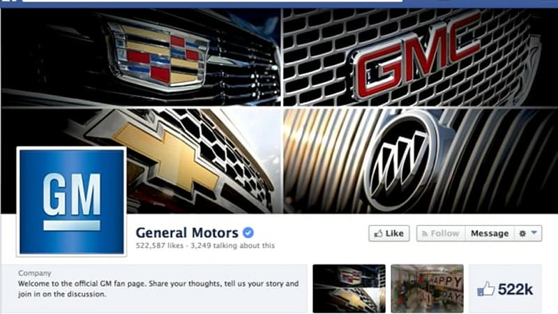 How GM is using social media to ease recall woes