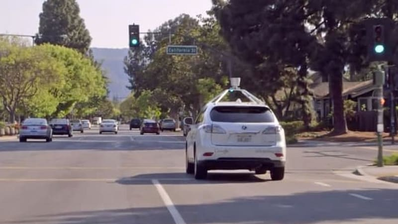 Googles self driving car gets better at navigating city streets googles autonomous car technology is constantly improving after thousands of miles of testing the company claimed that the driverless vehicle was safer publicscrutiny Image collections