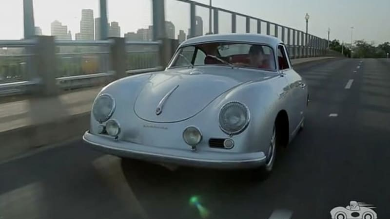 Porsche 356 Outlaw is the other Continental