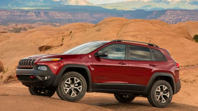 2015 jeep cherokee finds a bit more fuel mileage thanks to stop start and aero tweaks autoblog. Black Bedroom Furniture Sets. Home Design Ideas