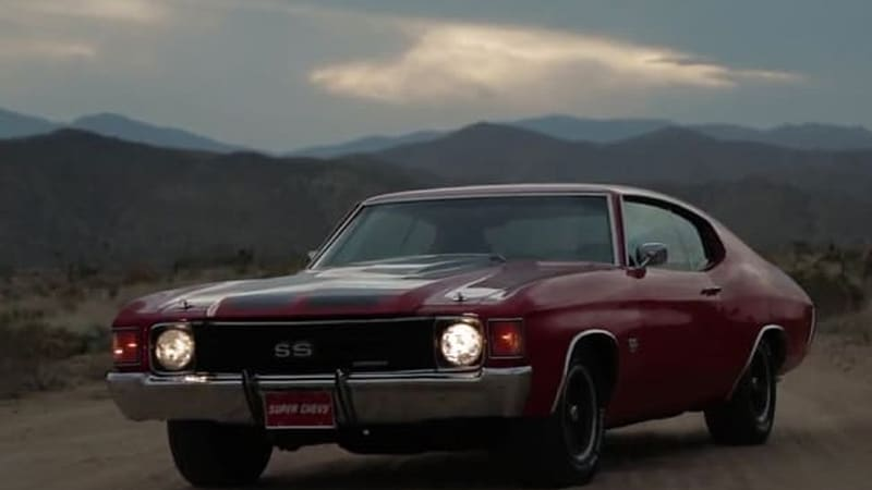 Petrolicious finds an oasis of Chevy SS models in the desert