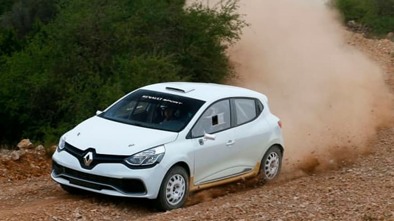 Renaultsport rolls out new Clio R3T rally machine | Autoblog