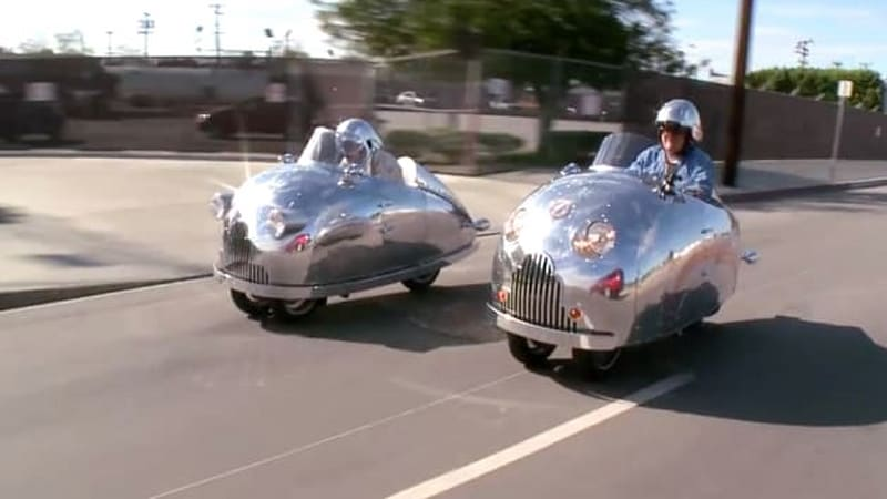 Jay Leno Garage : Jay leno s garage welcomes randy grubb s decopods auto