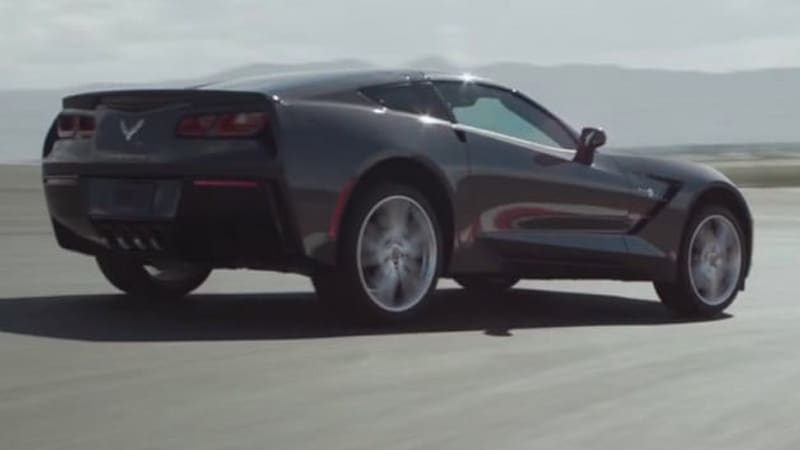 Chevy monitors drivers' biometrics while experiencing new Corvette Stingray