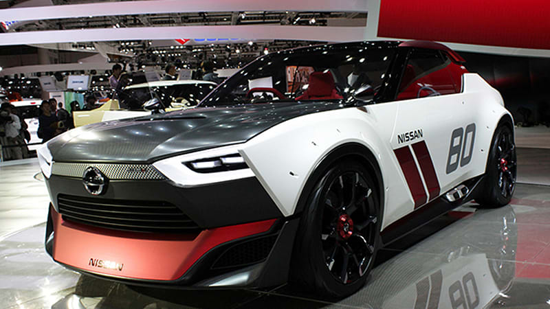 Nissan Idx Nismo And Idx Freeflow Concepts Are A Bridge To The