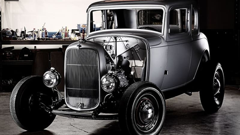 Ford cranks up '32 Ford body production - Autoblog