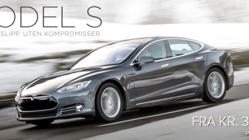 Norwegian Presentation On Electric Cars