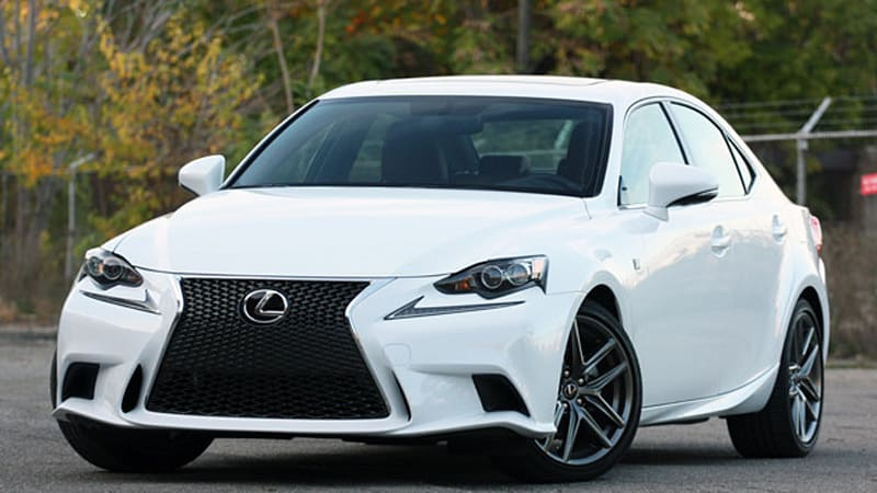 2014 Lexus IS 250 AWD F Sport - Autoblog