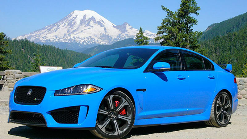 2013 jaguar xfr s autoblog. Black Bedroom Furniture Sets. Home Design Ideas