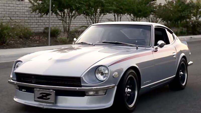 Electric Federal Searches For What Made The Datsun 240z