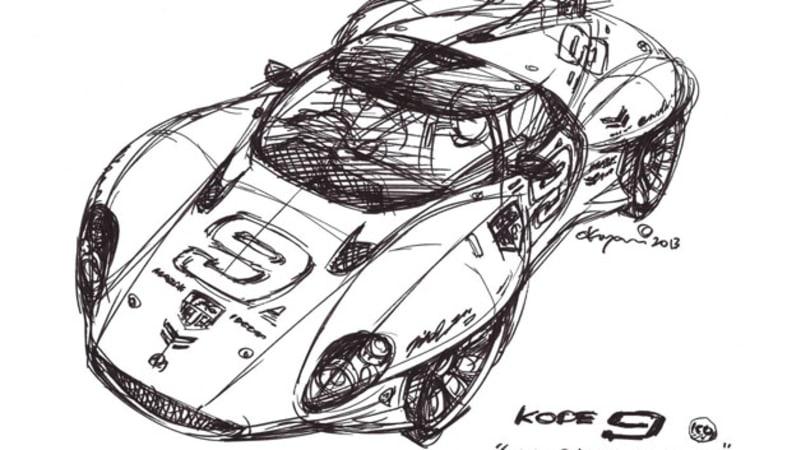 Ken Okuyama readying minimalist Kode9 sportscar for Tokyo