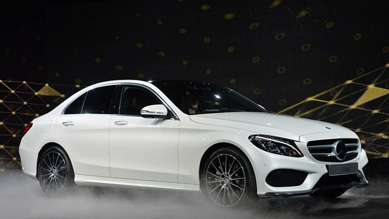 2015 mercedes benz c class does its best s class impression