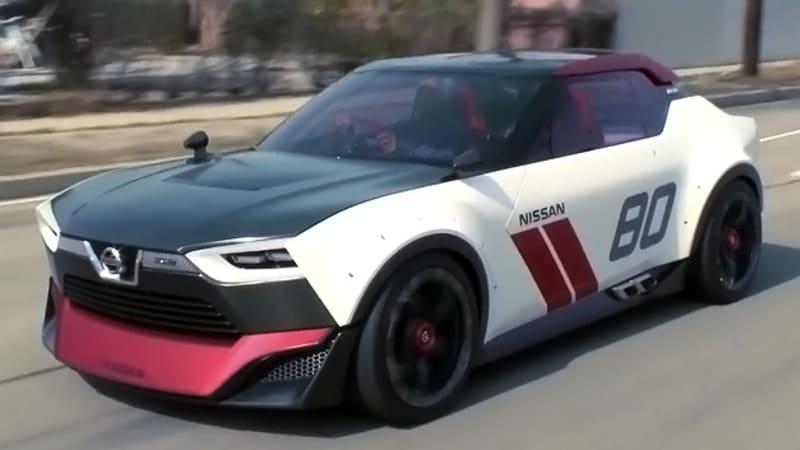 Datsun 510 concept