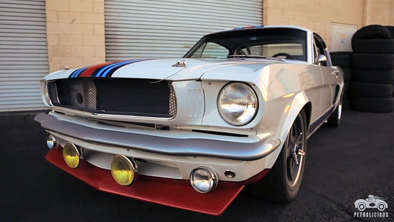 Martini Mustang is a 'what if moment' gone right