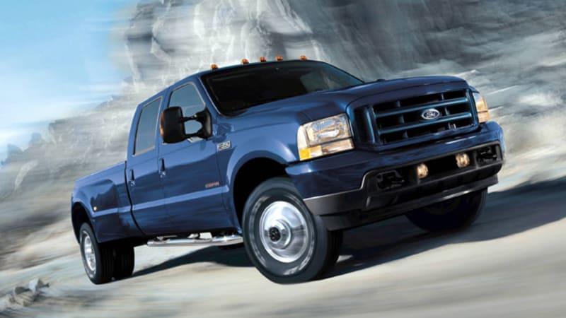 ford settles class action suit over defective navistar diesel
