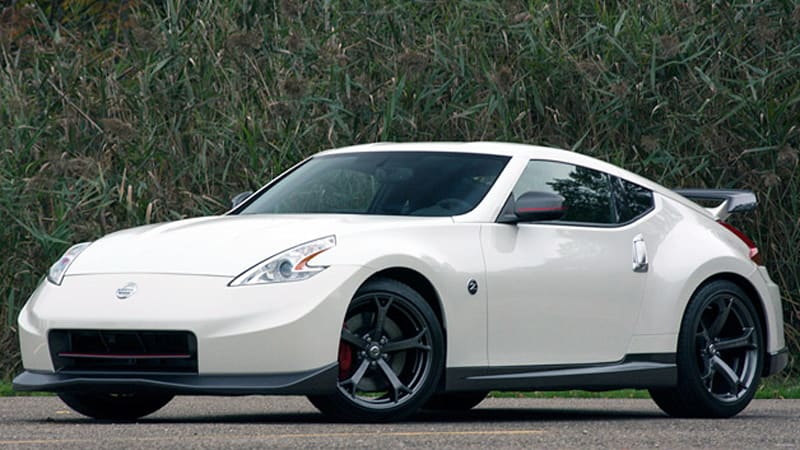 2014 nissan 370z nismo autoblog. Black Bedroom Furniture Sets. Home Design Ideas