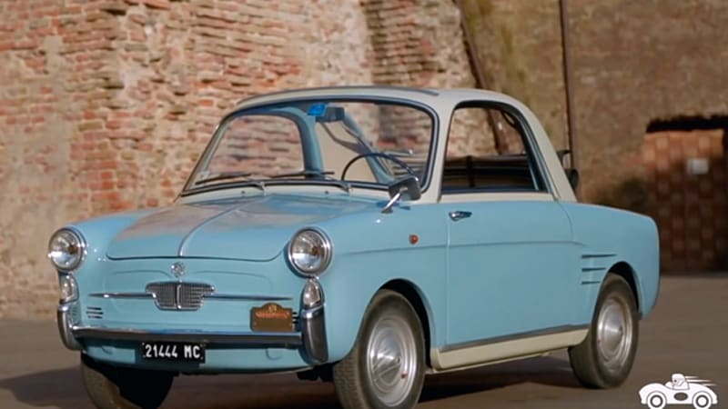 Bianchina is the Italian car you never knew you always wanted