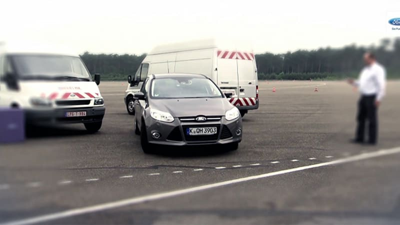 As Automakers Continue To Find Uses For Autonomous And Semi Vehicle Technology Ford Of Europe Has Announced That It Is Developing A Self Parking