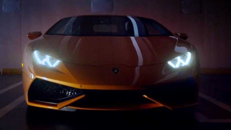 Lamborghini Huracán gets an official trailer