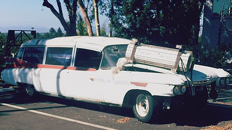 Fans petitioning Sony Pictures to restore Ghostbusters ECTO-1