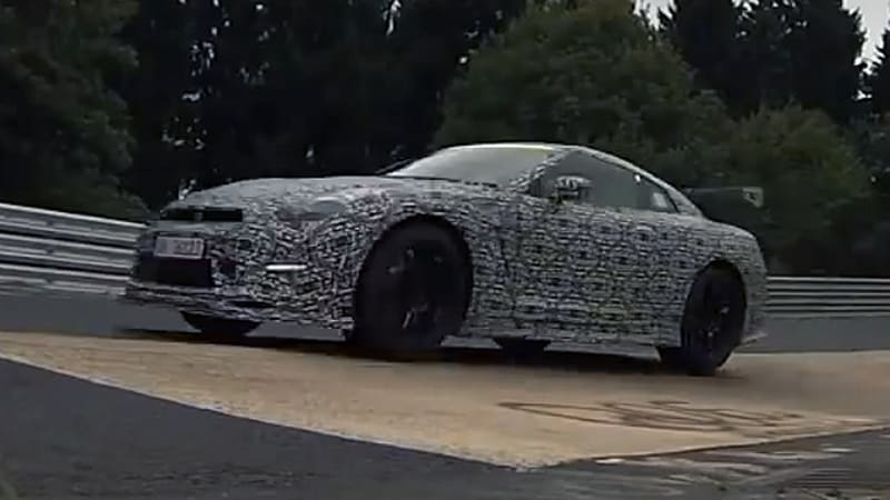 It Turns Out That After Toting A  Time Around The Fearsome Nurburgring Nordschleife For The New Nismo Tuned Gt R Nissan Might Not Have Been Entirely