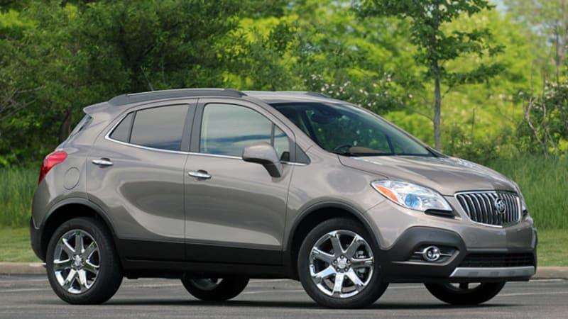 2013 Buick Encore Review Autoblog