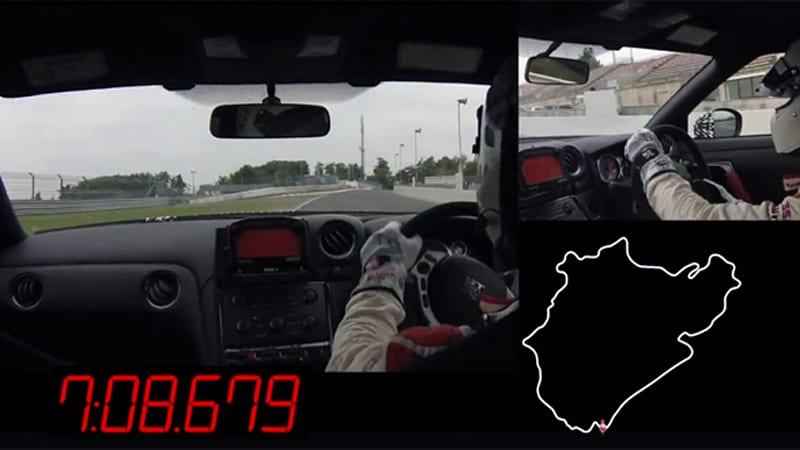 Nissan Gt R Nismo Ring Time Makes It Track S Fastest Volume
