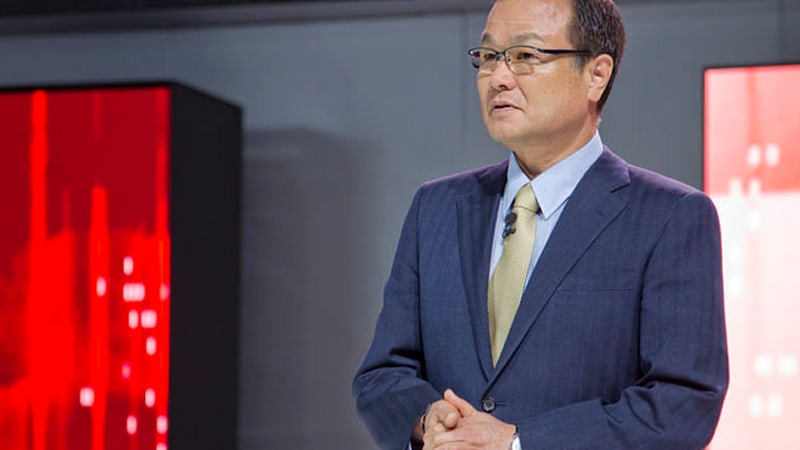 Honda adopts English as its official language in meetings worldwide