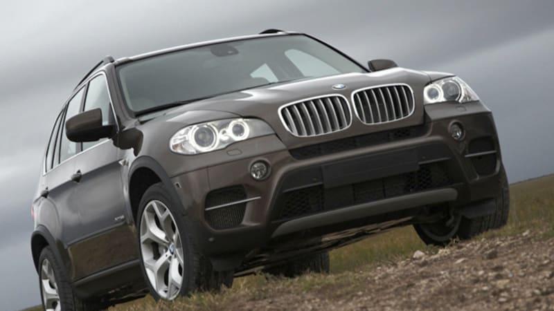 BMW recalls diesel X5 models over fuel filter heater   Autoblog