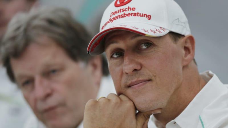 Ever the fighter, Schumacher has beaten pneumonia