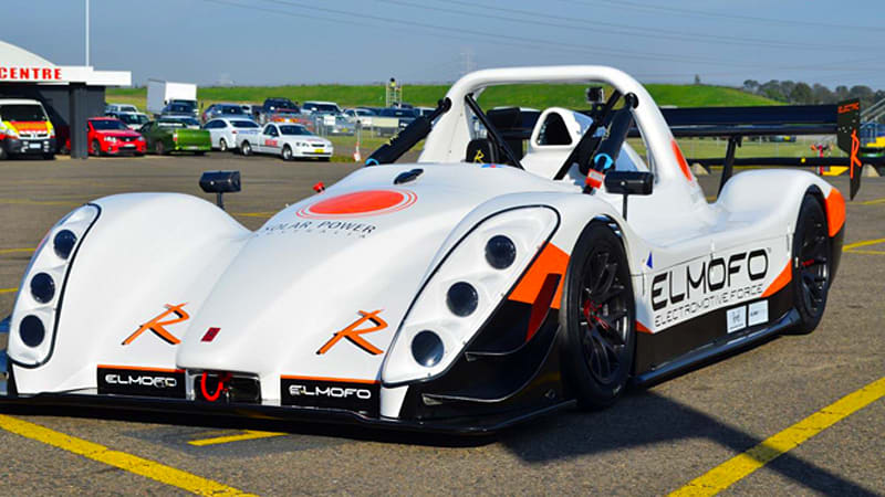 Radical ELMOFO races toward competition Down Under [w/video] | Autoblog