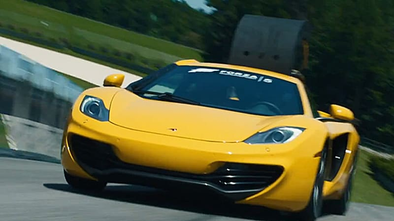 Amazing Forza Motorsport 5 commercial is 'world's fastest zoetrope'