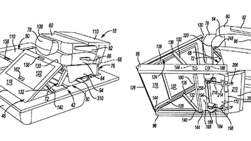 chrysler patents smarter minivan folding seats  u2013 auto