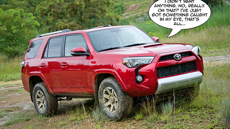 toyota celebrates 30 years of 4runner with incentives autoblog. Black Bedroom Furniture Sets. Home Design Ideas