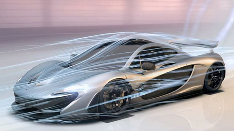 McLaren working to replace windshield wipers with sound waves