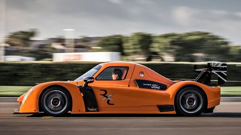 Driving A Racecar >> Radical RXC hits American roads for $170k [w/video] - Autoblog