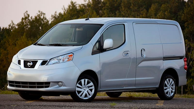 2013 nissan nv200 autoblog. Black Bedroom Furniture Sets. Home Design Ideas