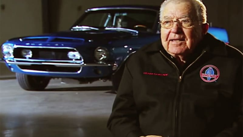 How the Ford Shelby Mustang came to be