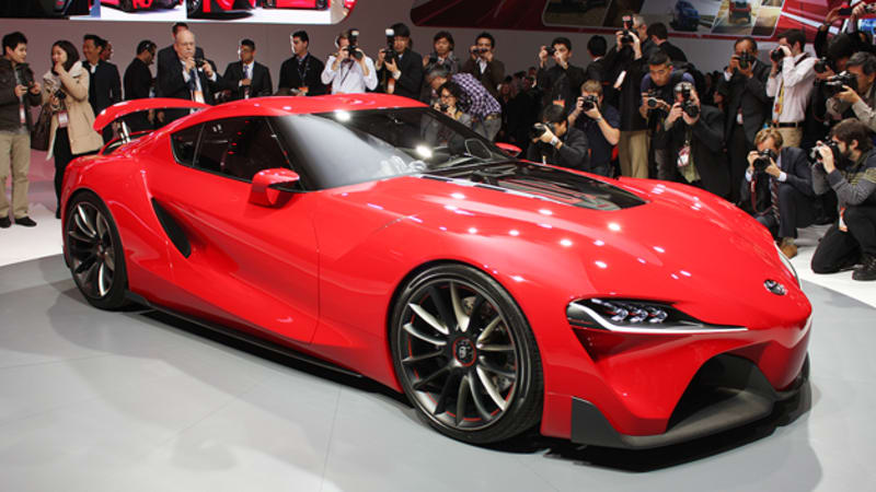 Delightful Toyota FT 1 Concept Previews A Future We Want To Live In [w/videos]    Autoblog