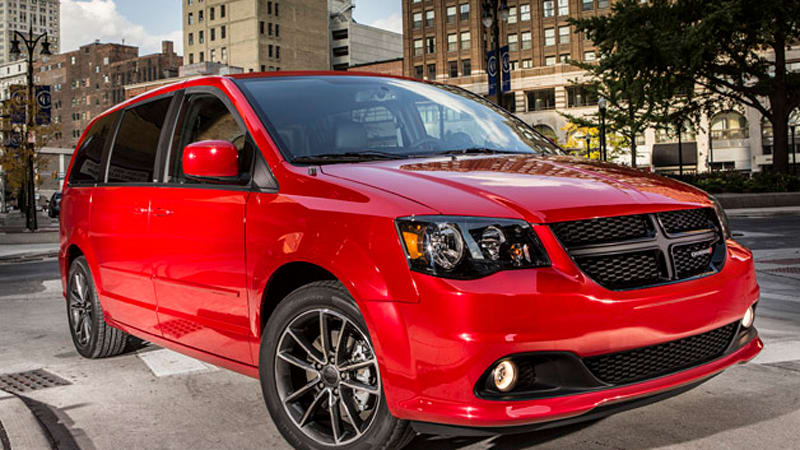Chrysler Celebrates 30 Years Of Minivans With Special Editions