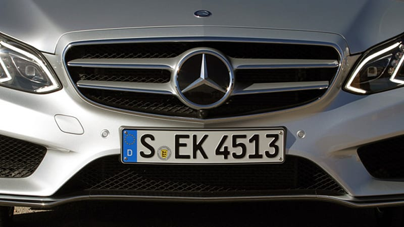 Mercedes' September sales best in company's 87-year history