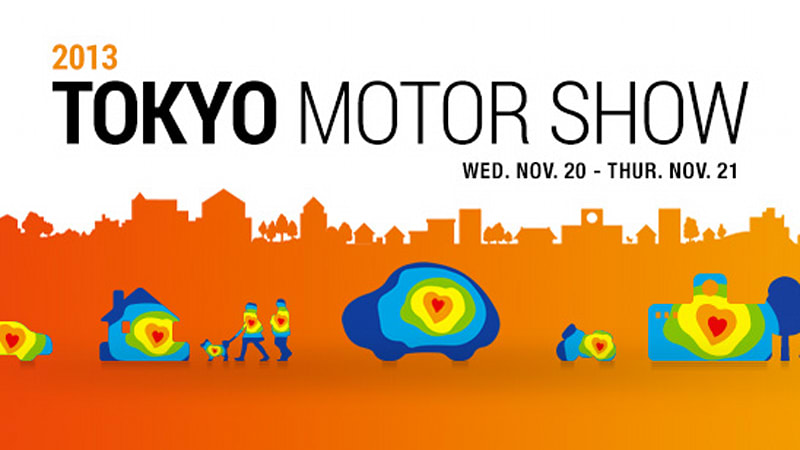 We obsessively covered the 2013 Tokyo Motor Show