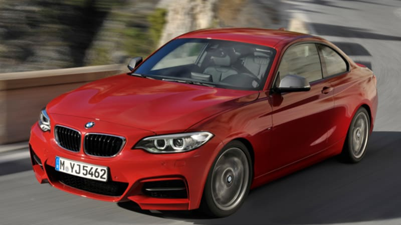 BMW Series Is A And Then Some Autoblog - Bmw 228i 2013