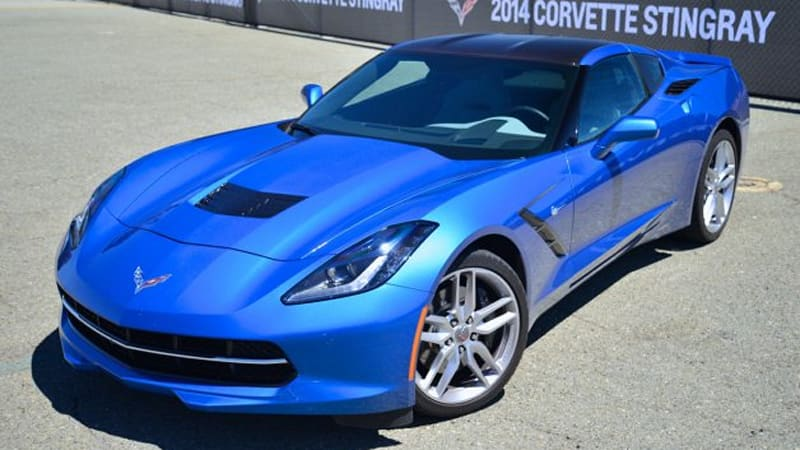 Two out of five Corvette Stingray owners going manual ...