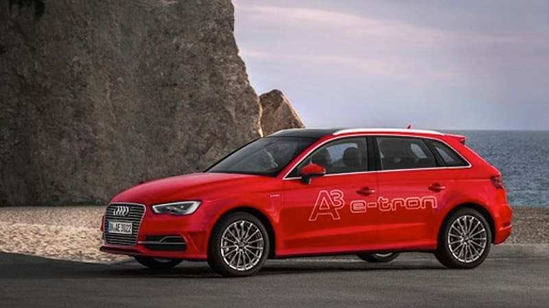 Audi A3 E Tron Goes Carbon Neutral With German Green