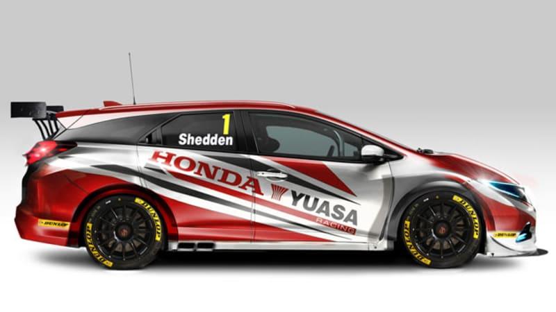 Honda to field this awesome Civic Tourer wagon in BTCC next season