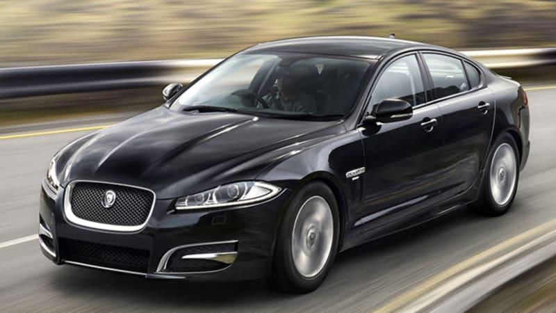 jaguar xf gets performance look r sport trim autoblog. Black Bedroom Furniture Sets. Home Design Ideas